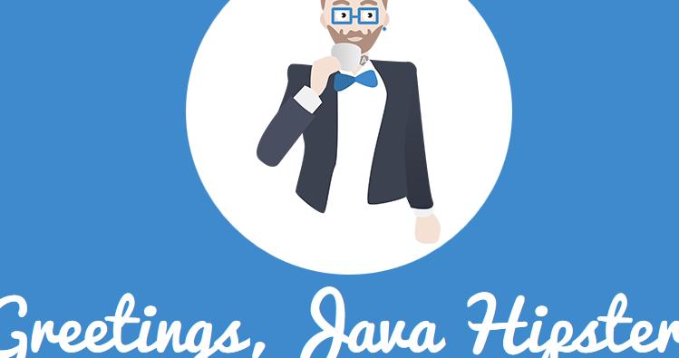 Kickstart Projekte mit JHipster. Konfigurierst Du noch, oder programmierst Du schon?